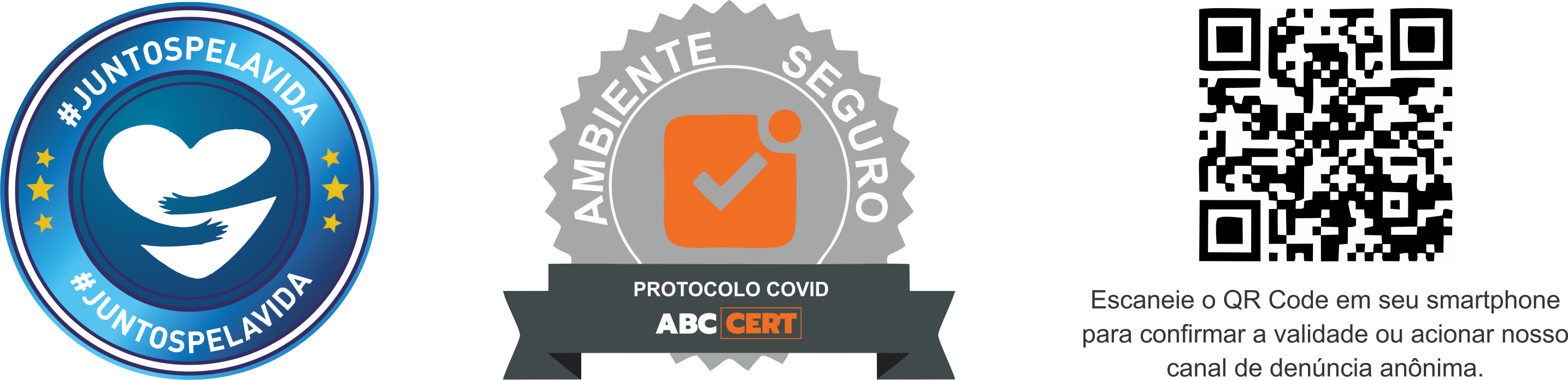 Certificação Protocolo Covid